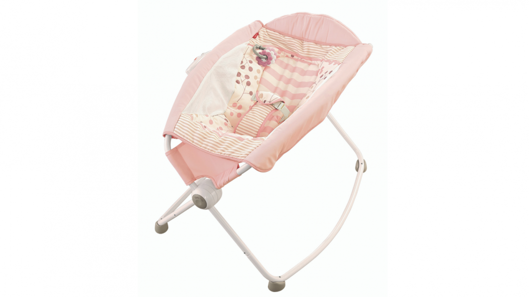 If Your Infant Can Roll, Stop Utilizing Your Fisher-Price Rock 'N Play Today