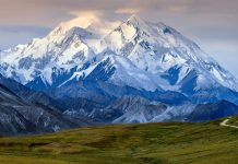 Melting Mount Denali Glaciers Are Exposing A Stinky Sight: Lots Of Human Waste