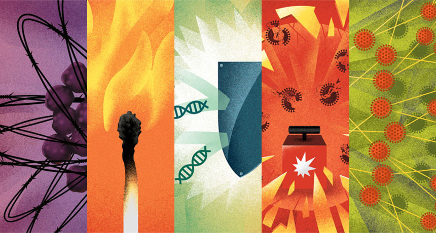 Here are 5 RNAs that are getting out of DNA's shadow