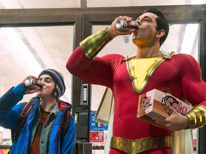 'Shazam!' powers package workplace with a $534 million opening to win the weekend