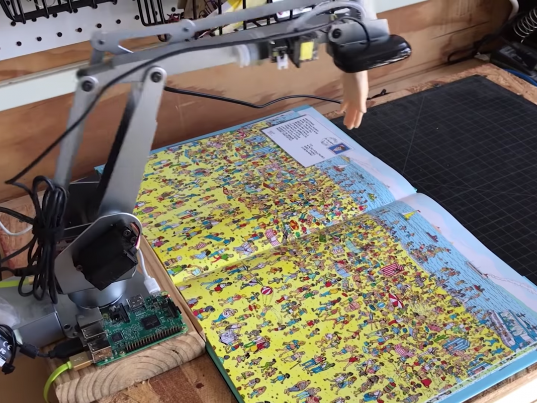 This robotic can discover Waldo in any 'Where's Waldo' puzzle as low as 5 seconds– here's how it works