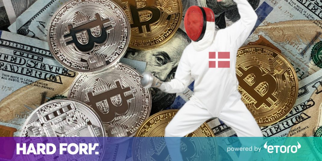 Danish hustler imprisoned for laundering $500,000 worth of filthy Bitcoin