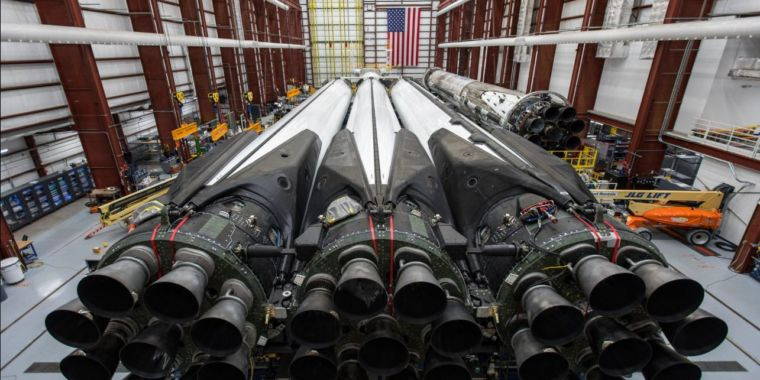 Falcon Heavy making just 2nd flight, however it's currently altering the video game