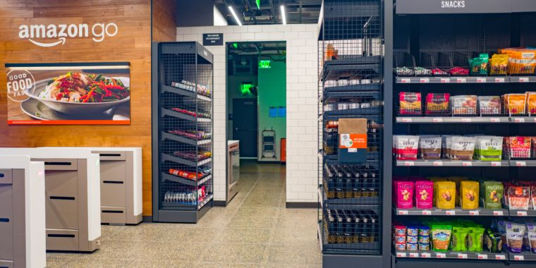 After pushback from states and cities, Amazon Go may accept money