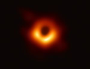 First black gap image: A breakthrough look from throughout the universe