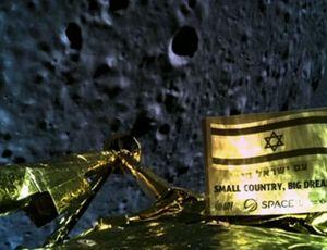 Israel's Beresheet spacecraft crashes on the moon video