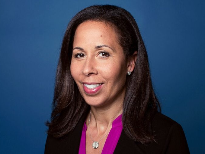 Facebook is selecting Peggy Alford to be the very first African-American female on its board, as Netflix CEO Reed Hastings prepares to leave (AAPL, NFLX)