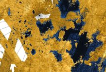 Saturn's moon Titan sports phantom hydrocarbon lakes