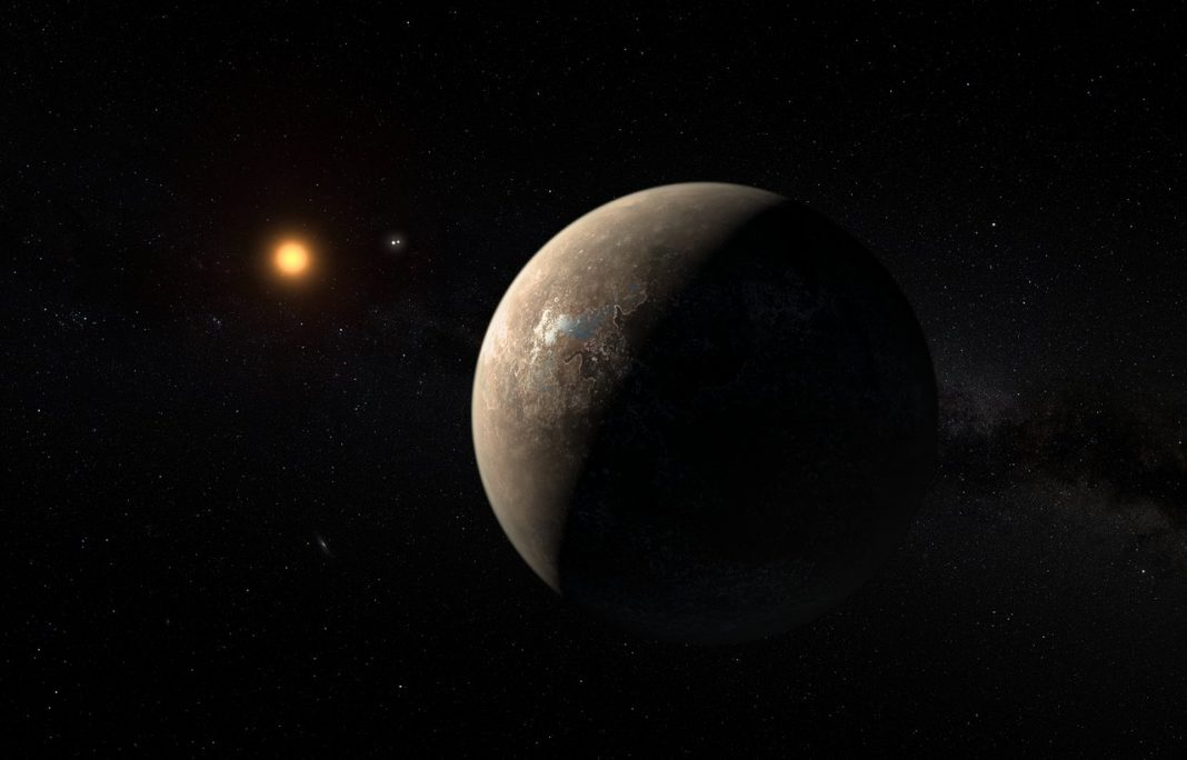 The Closest Star to the Sun, Proxima Centauri, has a World in the Habitable Zone. Life Might be There Today