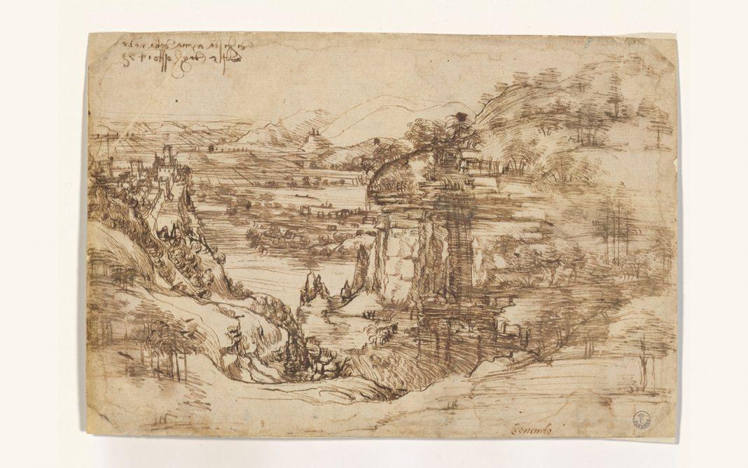 Leonardo Da Vinci Was Ambidextrous, Handwriting Analysis Reveals