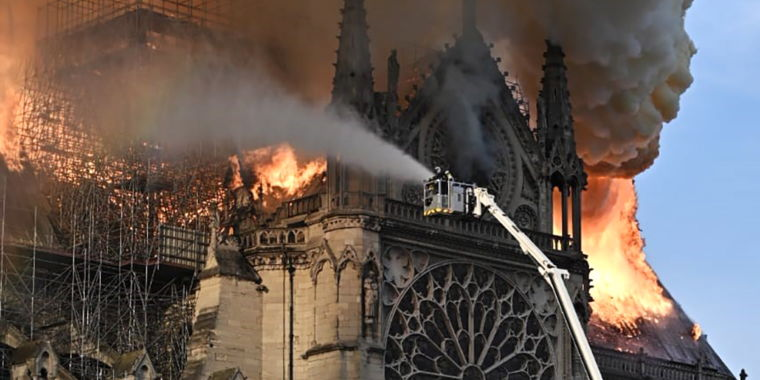 Notre Dame Cathedral won't ever be the identical, however it may be rebuilt