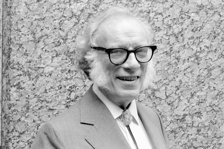 Isaac Asimov: A Household Immigrant Who Altered Sci-fi And The World