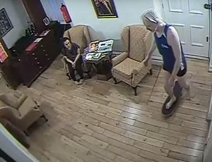 Julian Assange isn't the very best skateboarder, embassy video footage exposes