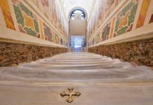 'Holy Stairways' Opened for 1st Time in Almost 300 Years. However Did Jesus Actually Climb Up Them?