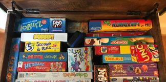 Shop Your Kid's Games Vertically Rather of Stacking Them