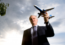 JetBlue creator David Neeleman wishes to change flight in the United States