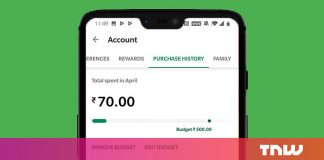 How to set a month-to-month budget plan for your Google Play purchases on Android