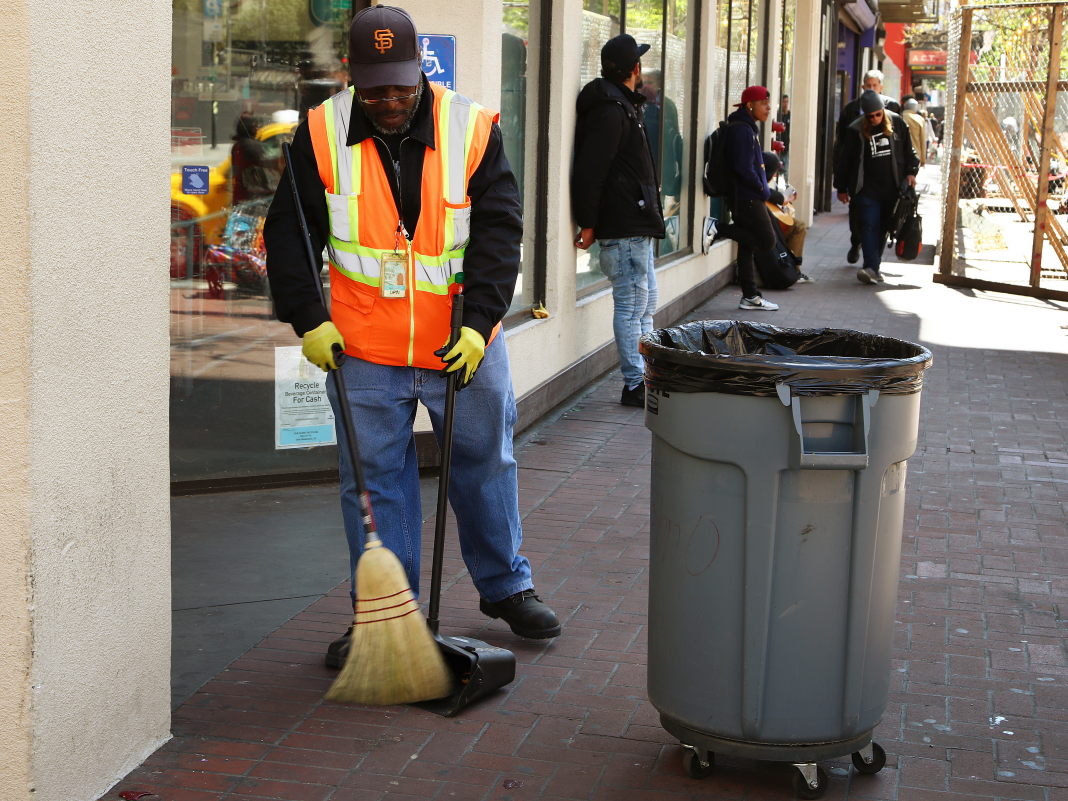 Individuals are pooping more than ever on the streets of San Francisco