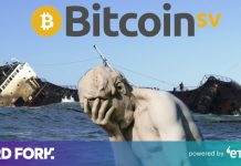 BitcoinSV's blockchain is battling with its massive 128 MB obstructs
