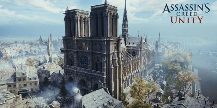 Reverse evaluation bomb? Air Conditioner: Unity draws appreciation for Notre Dame conservation