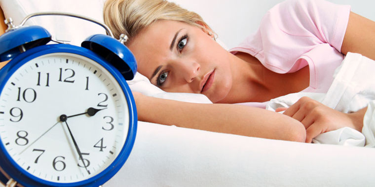 You're not getting adequate sleep– and it's eliminating you