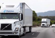 This semi-autonomous truck tech might seriously improve fuel effectiveness