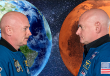 NASA's 4-year twin experiment gets us closer to Mars than ever prior to
