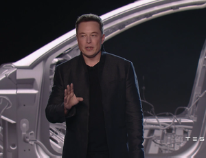Elon Musk states Tesla will make a leaf blower, for some factor