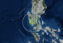 Earthquake Shakes Philippines Leaving 5 Dead North Of Manila