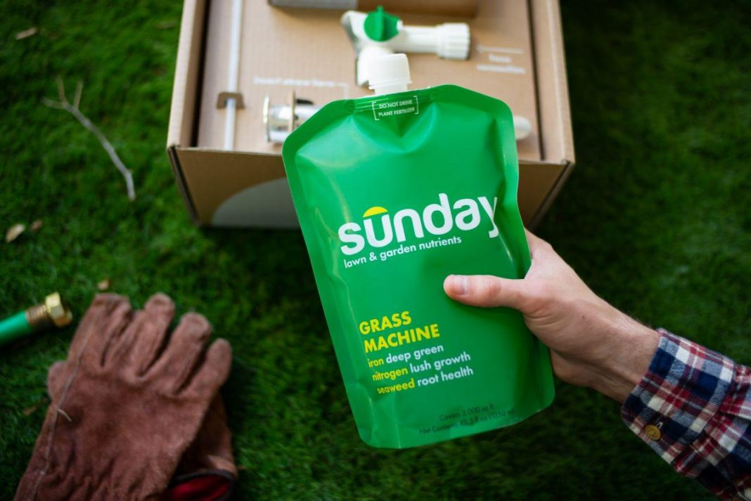 Sunday Start-up Selling 'Green' Lawns In A Box