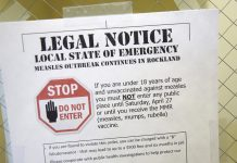 CDC Reports Largest U.S. Measles Break Out Because Year 2000