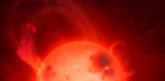 Astronomers Capture a Superflare From a Puny Star