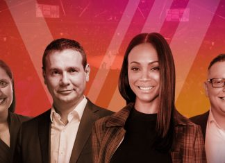 Zoe Saldana signs up with panel to evaluate the Chivas Endeavor Final at TNW2019