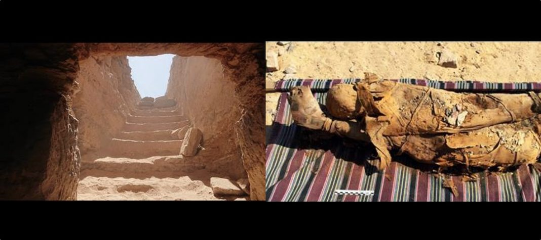 Ancient Burial Place of Strange Guy Called Tjt Discovered in Egypt