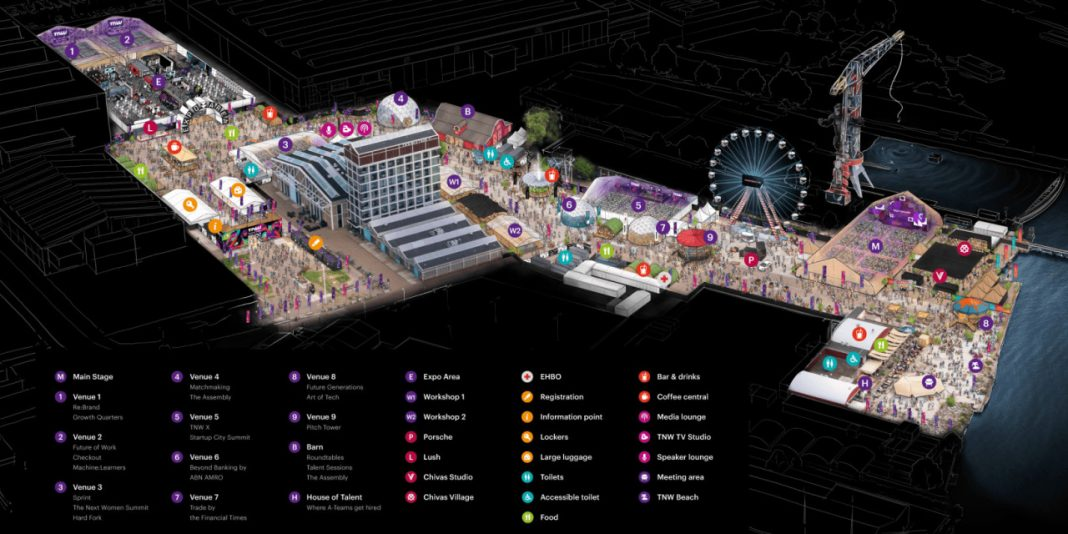 TNW2019 Daily: Check out the conference surface