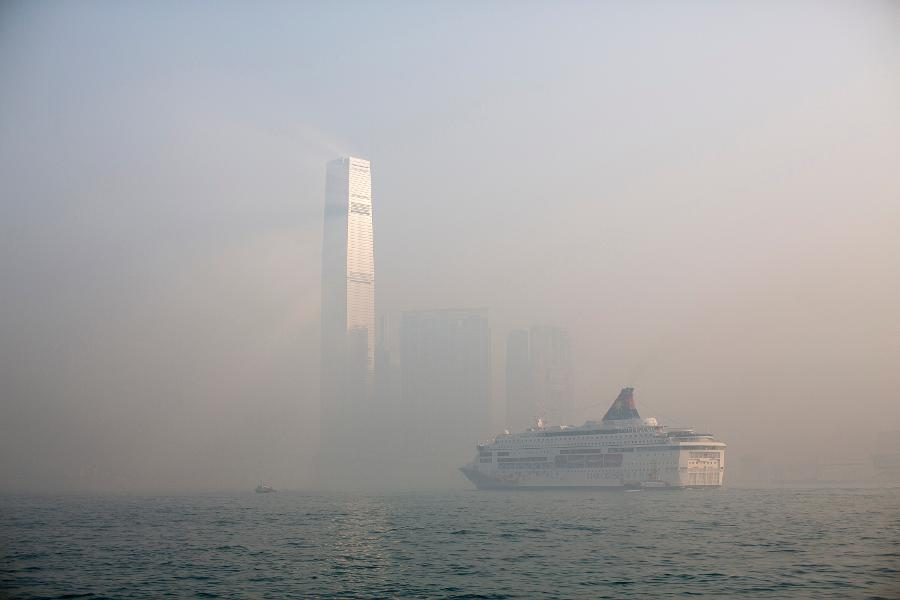 Cruise Liner Contamination Is Creating Serious Health And Environmental Issues