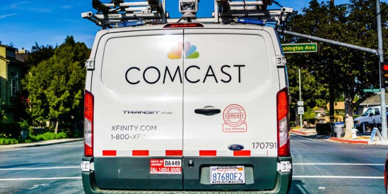 Comcast use skyrockets 34% to 200 GB a month, pressing users better to information cap