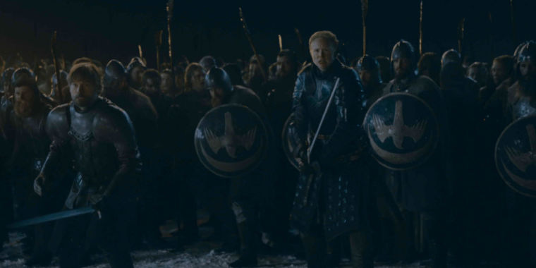 With its newest fight, Video game of Thrones strengthens its seat on TELEVISION's VFX throne
