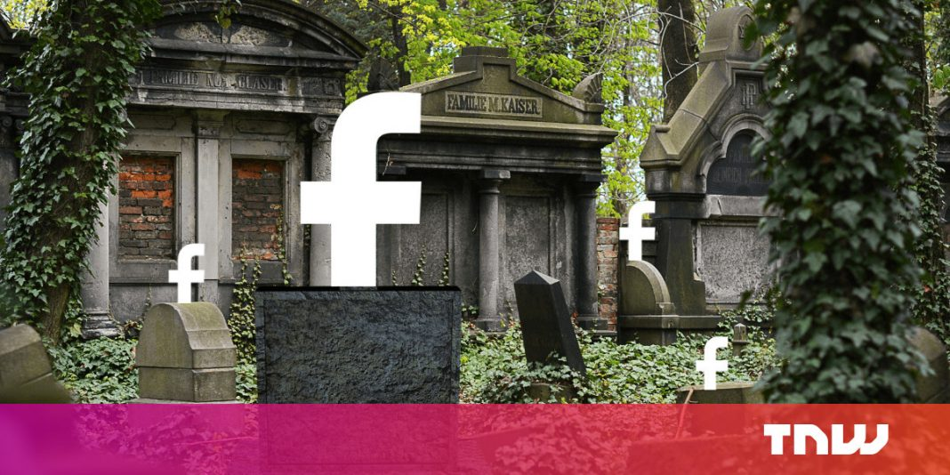 Dead Facebook users might surpass the living by 2069