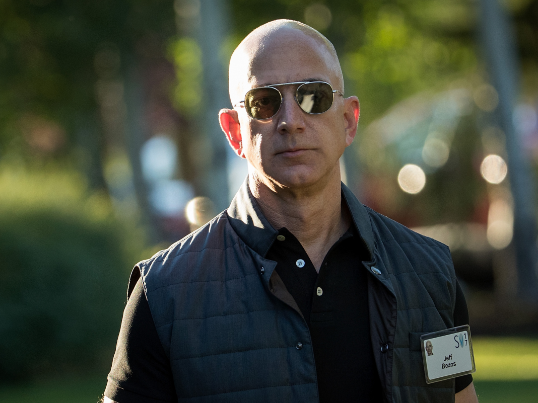Jeff Bezos supposedly had actually bulletproof panels set up in his workplace as part of his $1.6 million Amazon security operation