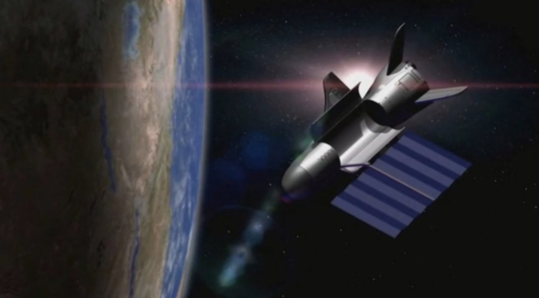 X-37 B Military Area Aircraft's Most current Secret Objective Passes 600 Days