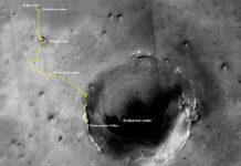 NASA reveals Alternative rover's closing path throughout Mars