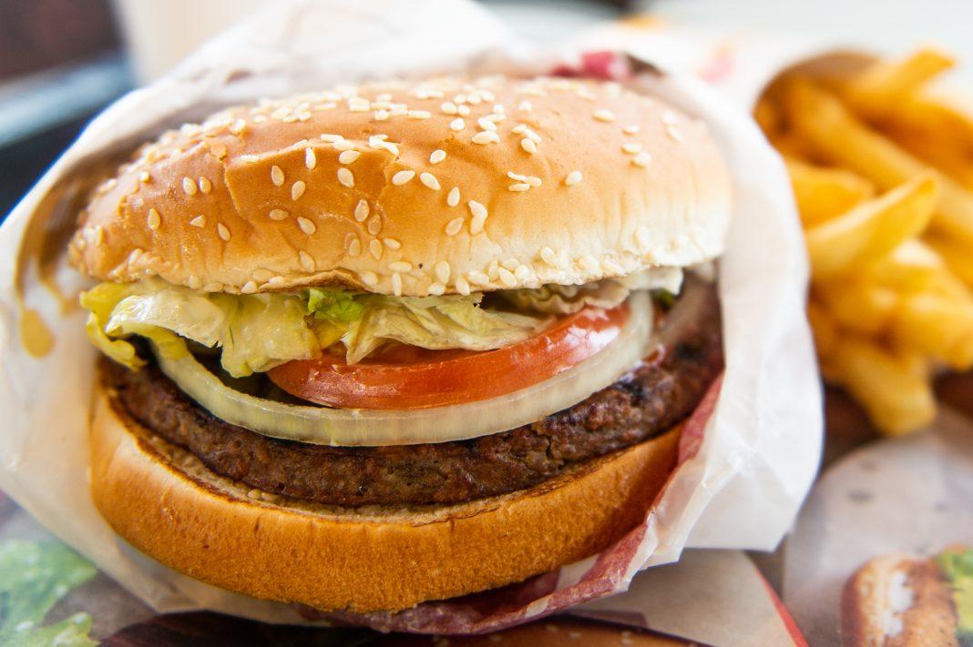 Mmmmm …( Meatless) Hamburger