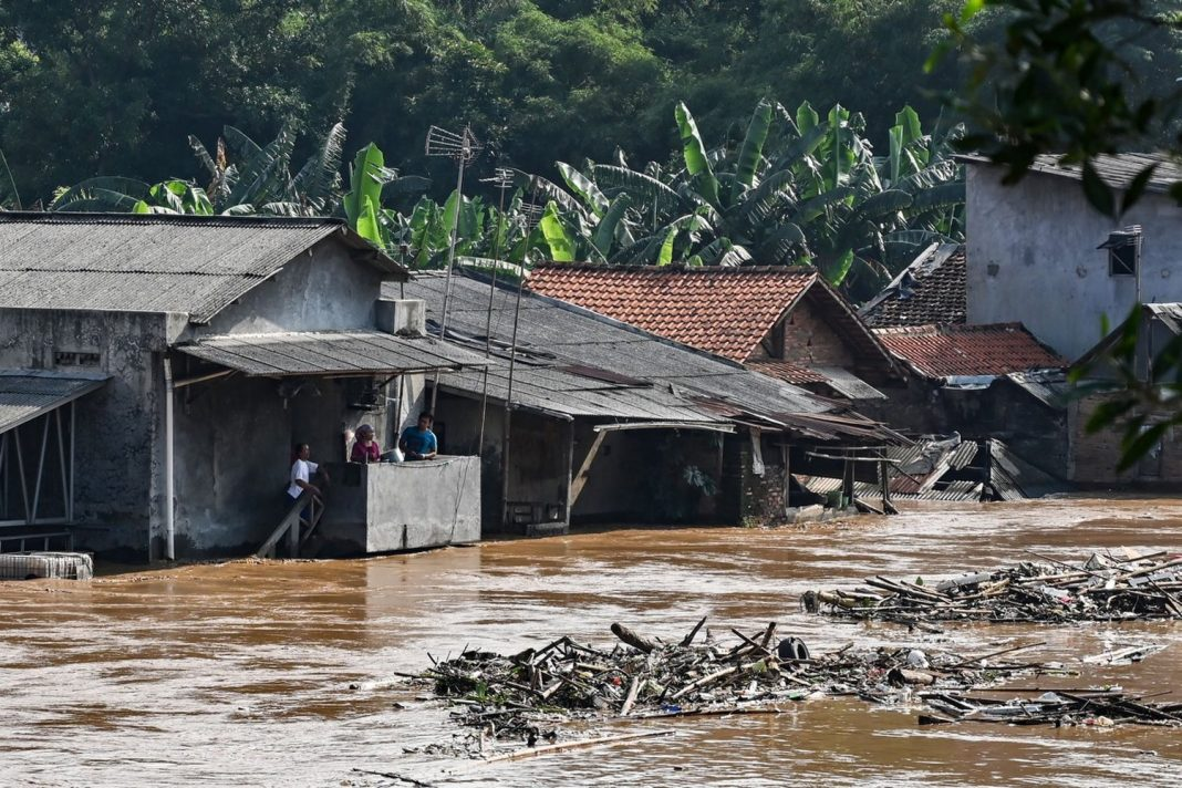 Indonesia's Huge Capital Is Sinking Into the Sea. So, the Nation Wishes To Move It.