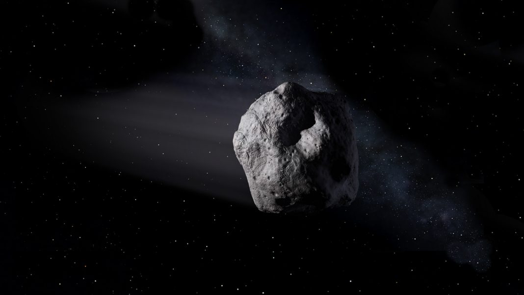 The World's Area Agencies are Reacting To a Theoretical Asteroid Effect. You Can See everything Unfold Online.
