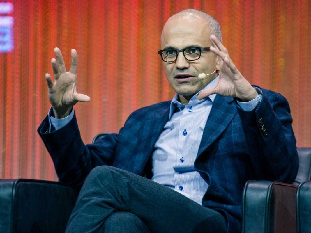Microsoft's Satya Nadella utilizes a subtle worry method to win cloud company far from Amazon (MSFT, AMZN)