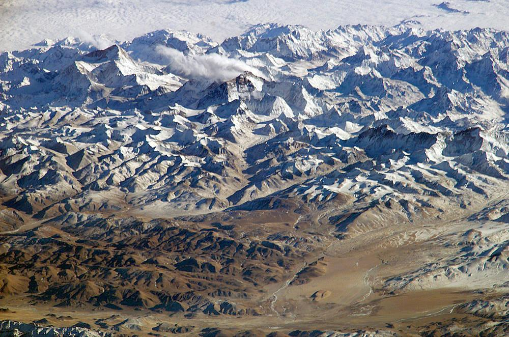 It's Climbing Up Season On Mt. Everest As Cyclone Fani Approaches