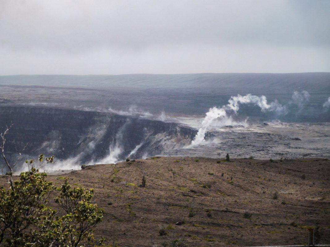 A Guy Made It Through a 70- Foot Fall under Hawaii's Kilauea Volcano