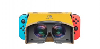 Present Your Kid to Virtual Truth With Nintendo Labo VR