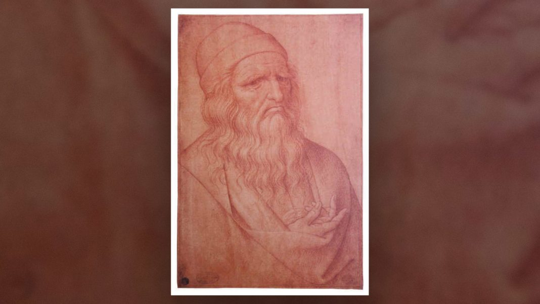 A Picture of Leonardo da Vinci May Reveal Why He Never Ever Ended Up the Mona Lisa